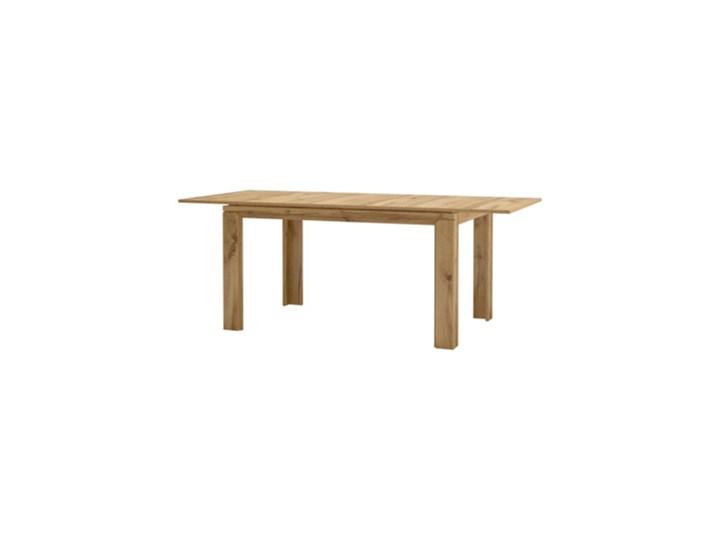 Salony Agata  Stół rozkładany BERGEN Drewno Długość 140 cm  Wysokość 76 cm Długość 200 cm  Szerokość 90 cm Długość 56 cm Średnica
