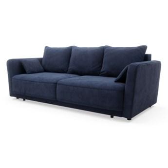 Sofa ANDORA 3-osobowa rozkładana   zielenie błękity    Salony Agata