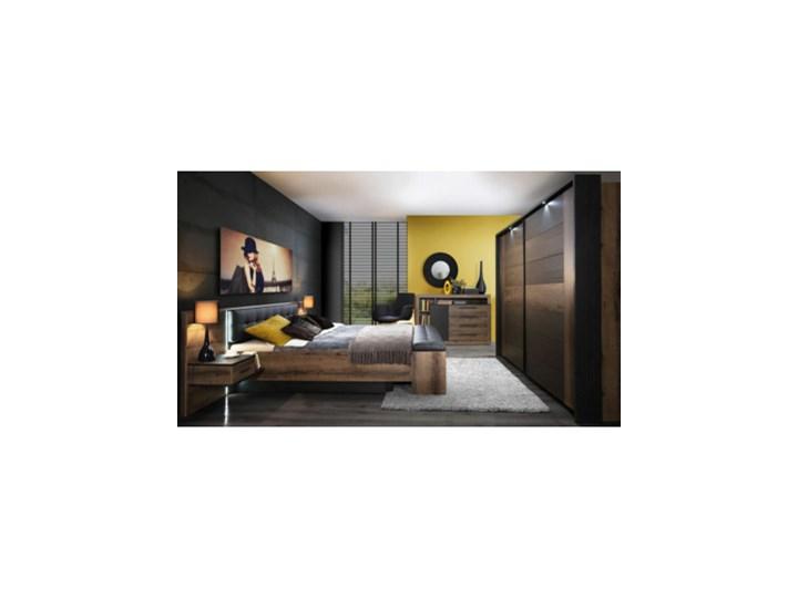 Salony Agata  Łóżko BELLEVUE BLQL161B-N09 Pomieszczenie Sypialnia