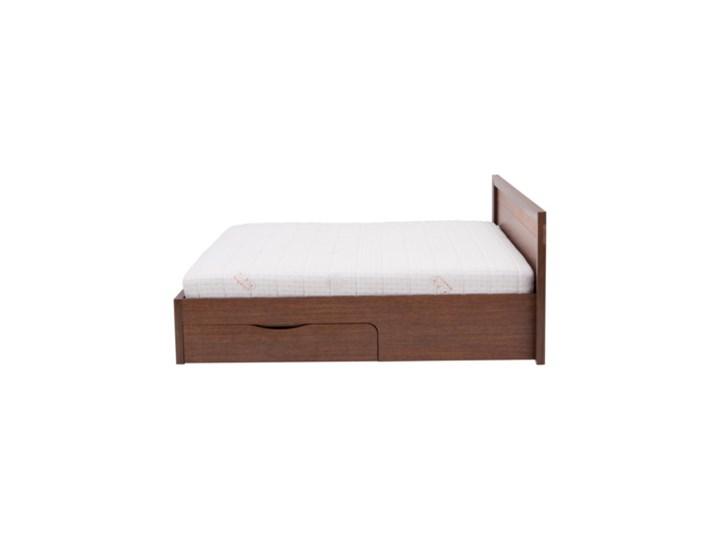 Salony Agata  Łóżko PARIS 160      160x200 Drewno Kategoria Łóżka do sypialni Łóżko drewniane Styl Klasyczny