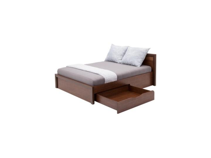 Salony Agata  Łóżko PARIS 140      140x200 Łóżko drewniane Drewno Styl Klasyczny