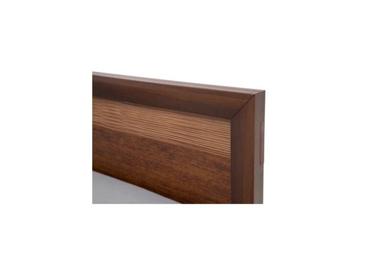 Salony Agata  Łóżko PARIS 140      140x200 Drewno Łóżko drewniane Rozmiar materaca 140x200 cm