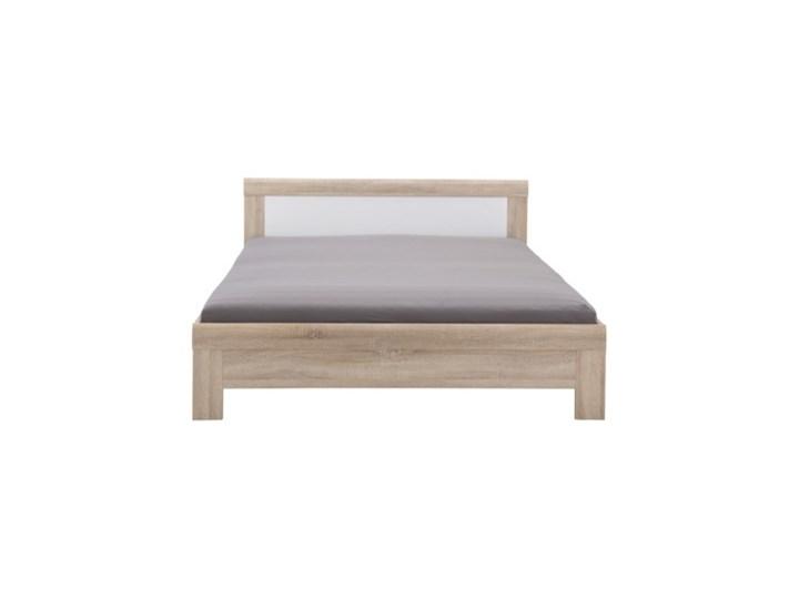 Salony Agata  Łóżko JULIETTA      160x200 Łóżko drewniane Kategoria Łóżka do sypialni Kolor Beżowy