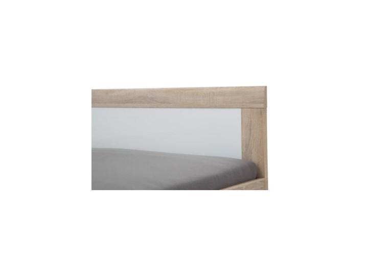Salony Agata  Łóżko JULIETTA      140x200 Styl Nowoczesny Łóżko drewniane Kategoria Łóżka do sypialni