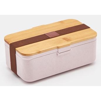 Sinsay - Pudełko śniadaniowe - Różowy