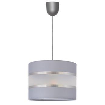 Lampa abażur HELEN W-0801/1 GR+SL+MAT