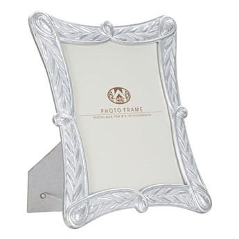 Ramka na zdjęcia w kolorze srebra Mauro Ferretti X, 28,2x33 cm