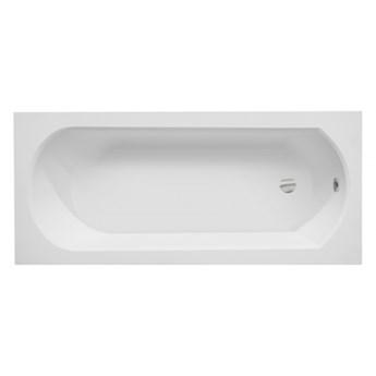Wanna prostokątna Intrica, 150x75 cm, biała