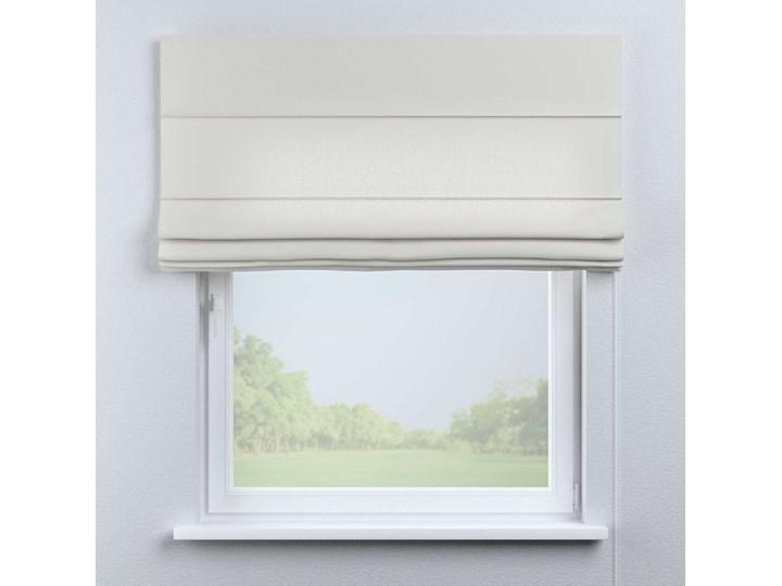 Roleta rzymska Billie, ciepły biały, szer.80 × dł.170 cm, Nature Pomieszczenie Pokój przedszkolaka Wzór Dla dzieci