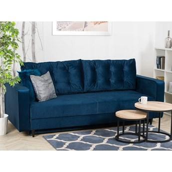 Sofa Rozkładana BRAVOS Granat