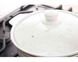 Garnek porcelanowy PASKI I 2,2 l