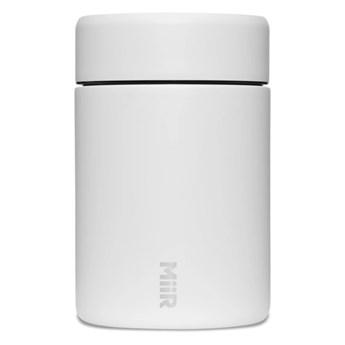 Pojemnik na kawę MiiR - Coffee Canister BIAŁY 350g