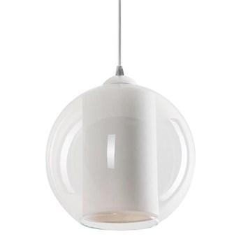 Lampa wisząca kula E665-Niko - biały