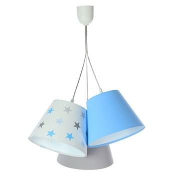 Kolorowa dziecięca lampa wisząca - EXX77-Aleda