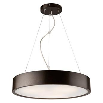 Lampa wisząca 3-punktowy plafon RING-EVELINA 47 wenge