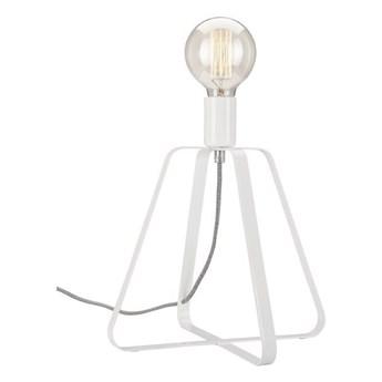 RICCARDO lampa stołowa biała