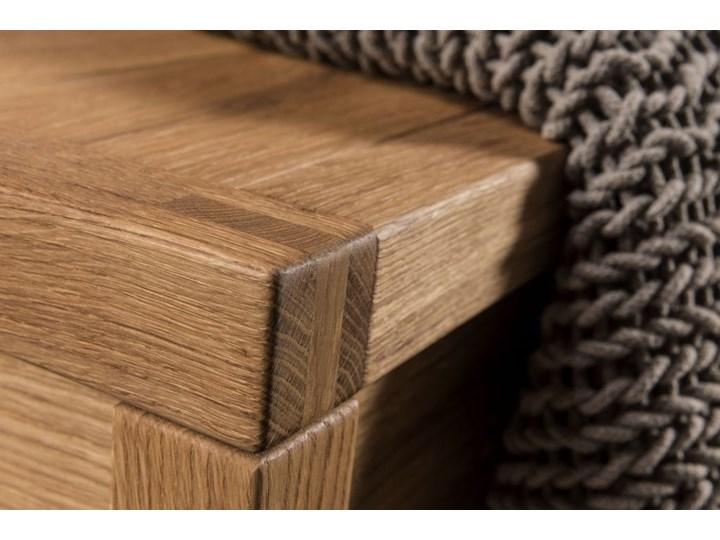 Skrzynia mała dębowa -  Box 1 Soolido Meble Kategoria Ławki do salonu