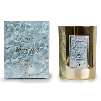 świeca zapachowa Blue Reef: ananas i kwiat lotosu, do 45 godzin, śred. 8 x 10,5 cm kod: VI-5392402513
