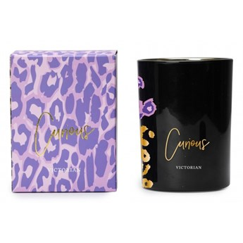 świeca zapachowa Curious: kwitnący bukiet, do 45 godzin, śred. 8 x 10,5 cm kod: VI-5392409901
