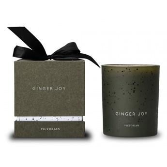 świeca zapachowa Ginger Joy: imbir, do 38 godzin, śred. 8 x 9,5 cm kod: VI-5392450812