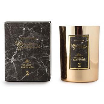 świeca zapachowa Mandarin Sandalwood: sandałowiec i mandarynka, do 45 godzin, śred. 8 x 10,5 cm kod: VI-5392402501