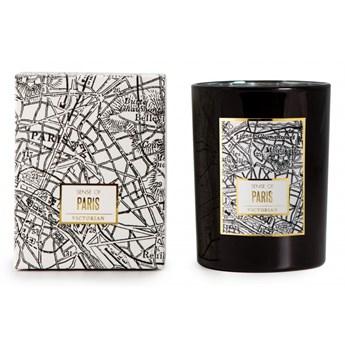 świeca zapachowa Paris: rośliny liściaste i kwiaty, do 45 godzin, śred. 8 x 10,5 cm kod: VI-5392409516