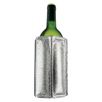 cooler do wina, na butelki 0,7 l - 1,0 l, srebrny kod: CI-113013