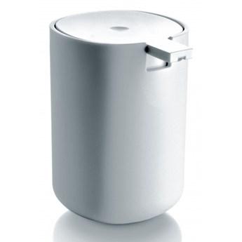 dozownik do mydła w płynie, biały; 0,3 l kod: PL05 W