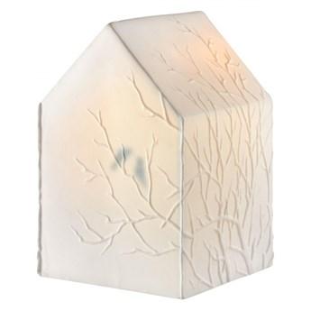 Lampka domek ptaki na gałęziach kod: C10814