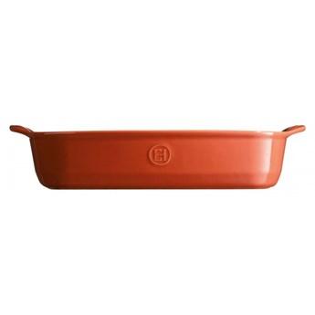 Prostokątne naczynie do zapiekania 36,5x23,5 - czerwony kod: EH349652