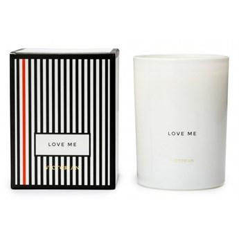 świeca zapachowa Love Me: kokornak i mandarynka, do 45 godzin, śred. 8 x 10,5 cm kod: VI-5392409602