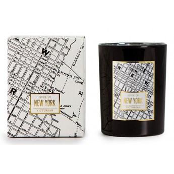 świeca zapachowa New York: cytryna i grejpfrut, do 45 godzin, śred. 8 x 10,5 cm kod: VI-5392409502
