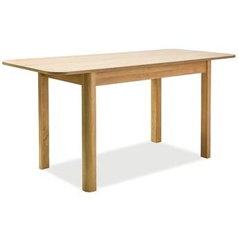 Rozkładany stół na czterech nogach Diego II 120-160x68