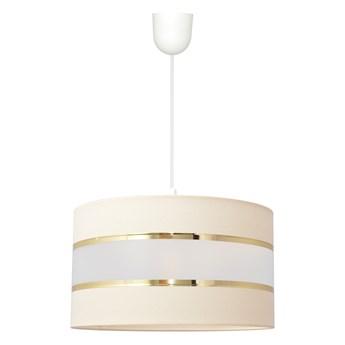 Lampa abażur HELEN W-0803/1 EC+GO+MAT