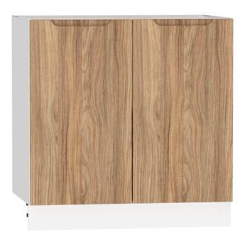 Szafka dolna ZOYA D80 drewno naturalne