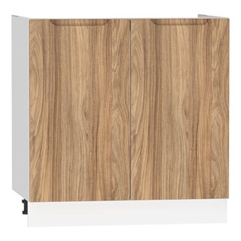 Szafka dolna pod zlew ZOYA D80 ZL drewno naturalne