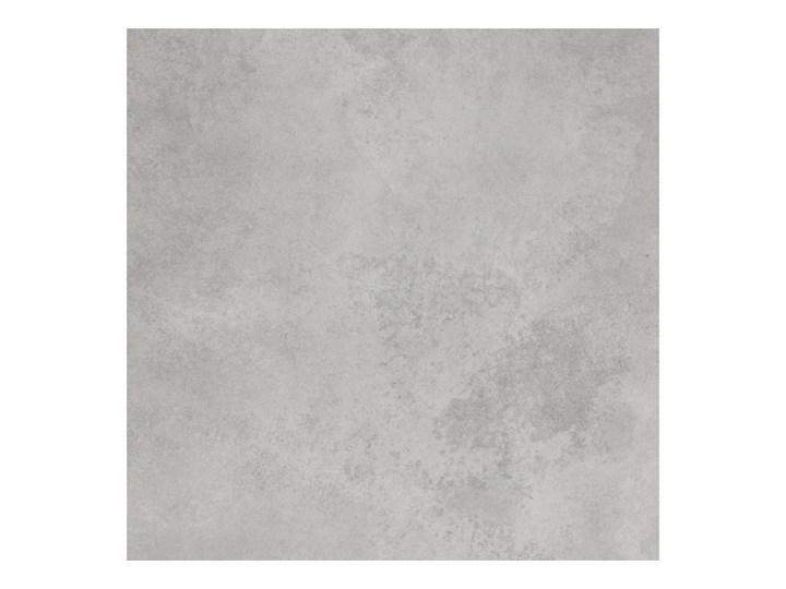 Gres Hektor 60 x 60 cm soft grey 0,72 m2 Powierzchnia Matowa Płytki tarasowe Płytki podłogowe 60x60 cm Wzór Beton
