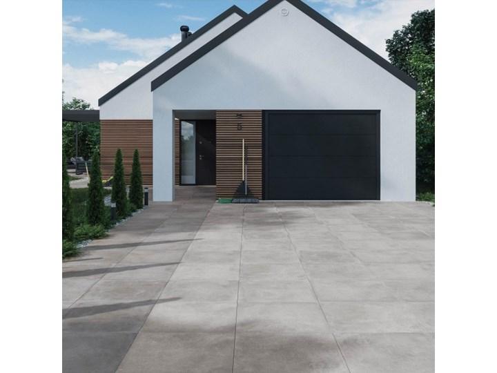 Gres Hektor 60 x 60 cm soft grey 0,72 m2 Płytki tarasowe Płytki podłogowe 60x60 cm Powierzchnia Matowa
