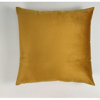 Poszewka dekoracyjna velvet złota W-SX53002