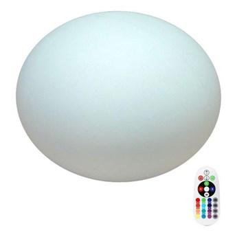 LED RGB Ściemniana lampa zewnętrzna LED/1W/230V 20cm IP67 + pilot