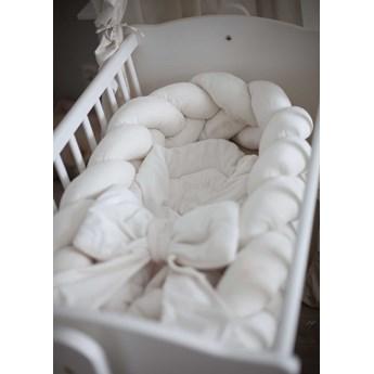 Warkocz/ochraniacz do łóżeczka