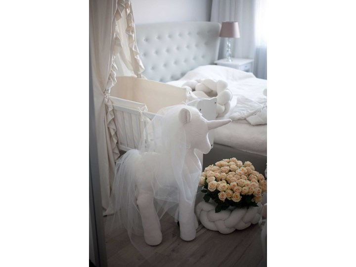 Decorative unicorn XXL ecru Kategoria Maskotki i pluszaki