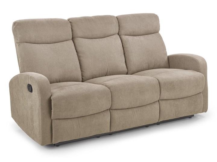 Sofa Oslo 3S Rozkładana Popielaty Modułowe Głębokość 95 cm Kategoria Sofy i kanapy