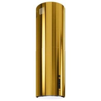 Okap wyspowy GLOBALO HEWENO ISOLA 39.1 GOLD