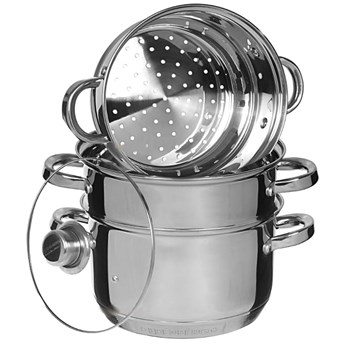Garnek Edenberg EB 8902 garnki do gotowania na parze PAROWAR   Kup teraz®