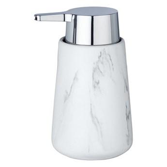 Dozownik na mydło ADRADA, kolor biały, Wenko