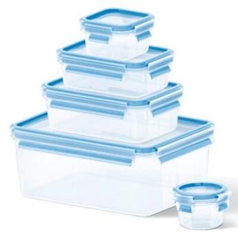 Zestaw pojemników na żywność TEFAL Masterseal K3029012 5 szt.