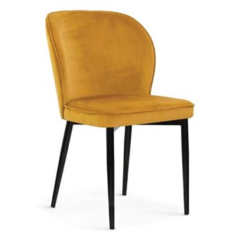 Krzesło tapicerowane MyMy nowoczesne do salonu jadalni
