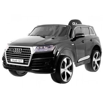 Auto dla dzieci New Audi Q7 2.4G LIFT Lakierowany Czarny kod: PA.JJ2188.EXL.CZ