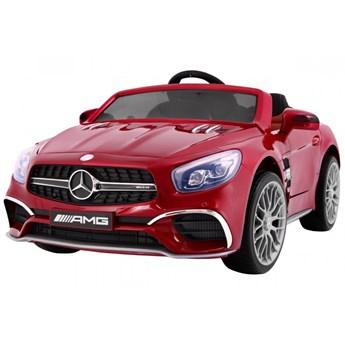 Samochód na akumulator Mercedes AMG SL65 Lakierowany Czerwony kod: PA.XMX-602.EXL.CR